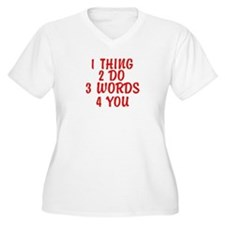 Plain White T T-Shirt