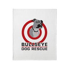 BullsEye Throw Blanket