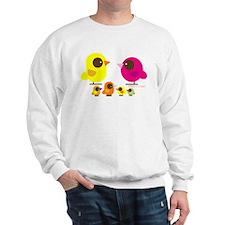 """""""Birds + 4 Birdies"""" Sweatshirt"""