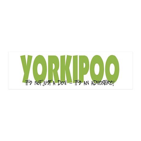Yorkipoo ADVENTURE 20x6 Wall Peel
