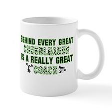 Great Cheer Coach - Green Zeb Small Mug
