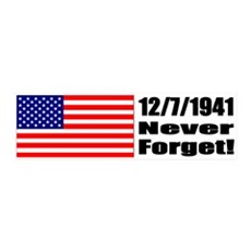 36x11 Wall Peel - 12/7/1941: Never Forget