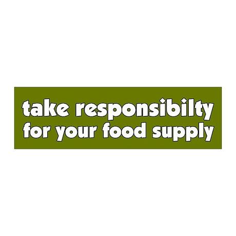 Food Supply 20x6 Wall Peel