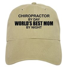 World's Best Mom - Chiropractor Baseball Cap