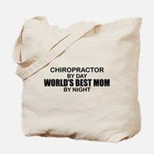 World's Best Mom - Chiropractor Tote Bag