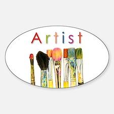 ACEO Art Bumper Stickers