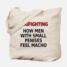 Dogfighting... Tote Bag