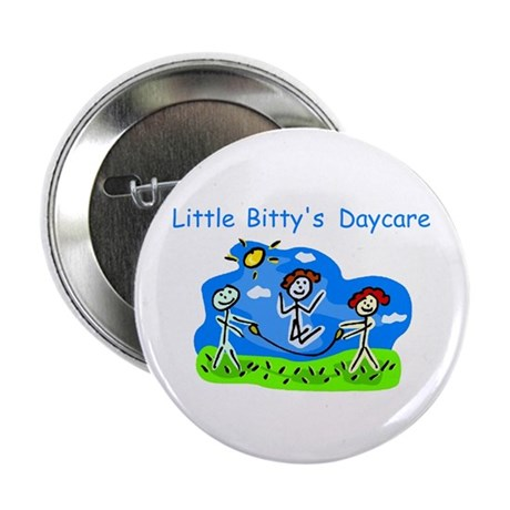 Little Bitty's Daycare Button
