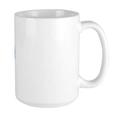 Little Bitty's Daycare Large Mug