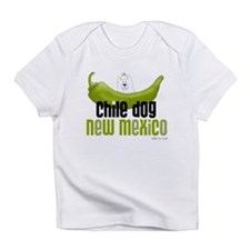 Chile Dog, New Mexico Creeper Infant T-Shirt