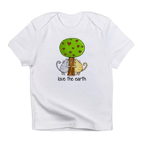 love the earth Infant T-Shirt