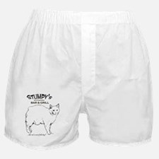 Stumpy's Manx Boxer Shorts