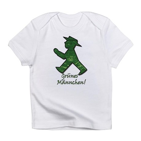 Berlin Walking Man Onesy Infant T-Shirt