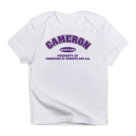 Cameron Beastlord Creeper Infant T-Shirt