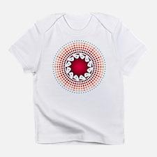 Sun Circle Creeper Infant T-Shirt