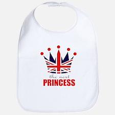 Next Princess Bib