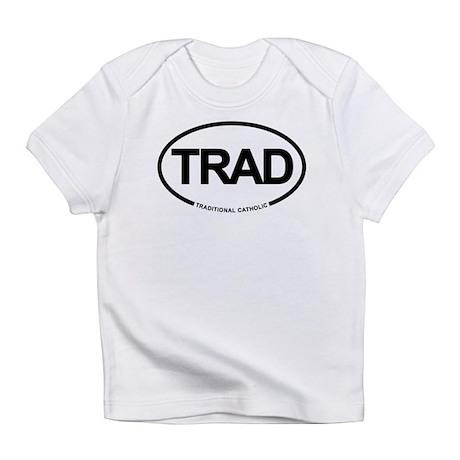 Trad Cath Creeper Infant T-Shirt