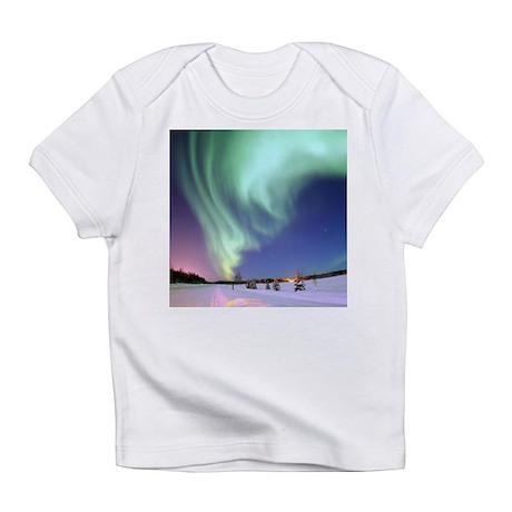 Aurora Borealis Infant T-Shirt