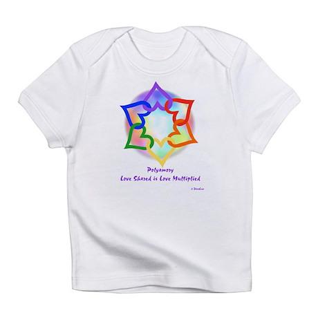 Polyamor Creeper Infant T-Shirt