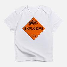 Unique Fireworks Infant T-Shirt