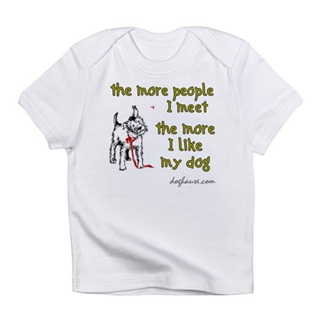 More People (Dog) Creeper Infant T-Shirt