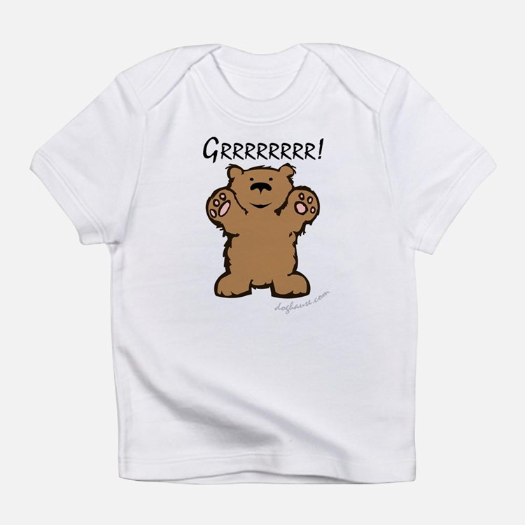 Grrrrrrrr! (Bear) Creeper Infant T-Shirt