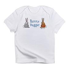 Bunny Hugger (Rabbit) Creeper Infant T-Shirt
