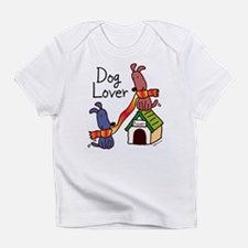 Dog Lover Infant T-Shirt