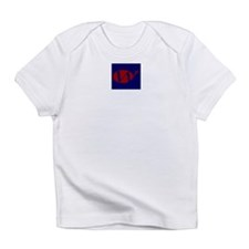 "Wharton ""W"" Creeper Infant T-Shirt"