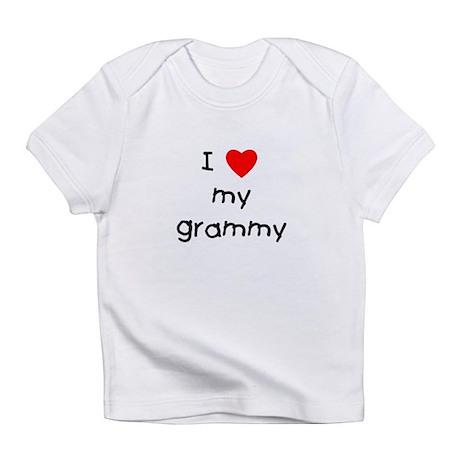 I love my grammy Infant T-Shirt