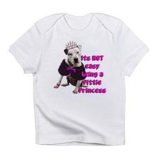 """Princess"" Creeper Infant T-Shirt"