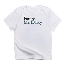 Future Mr. Darcy Creeper Infant T-Shirt