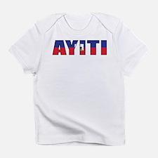 Haiti (Creole) Infant T-Shirt
