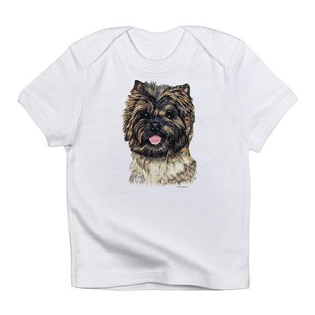 Cairn Terrier Creeper Infant T-Shirt