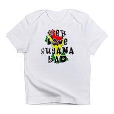 Meh Love Guyana Bad Creeper Infant T-Shirt