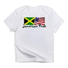 Jamerican Pride 2 Infant T-Shirt