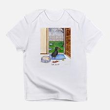 """As If"" B&T Creeper Infant T-Shirt"