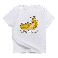 Banana Slug Babe Infant T-Shirt