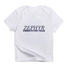 ZEPHYR COMPETITION TEAM Creeper Infant T-Shirt
