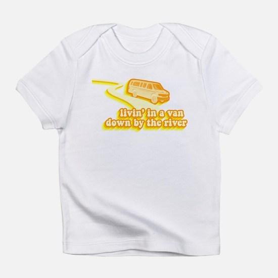 Livin' in a Van Infant T-Shirt