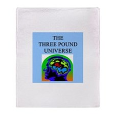 new age psychology gifts t-sh Throw Blanket