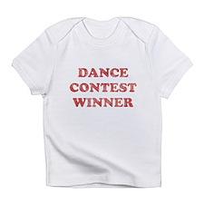 Vintage Dance Contest Winner Infant T-Shirt