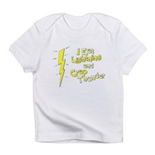 I Eat Lightning and Crap Thun Infant T-Shirt