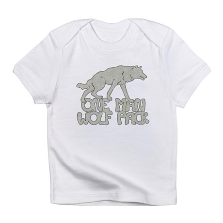 One Man Wolf Pack Infant T-Shirt