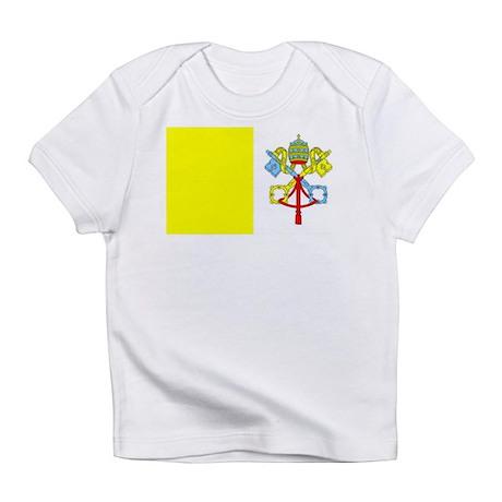 Vatican Creeper Infant T-Shirt