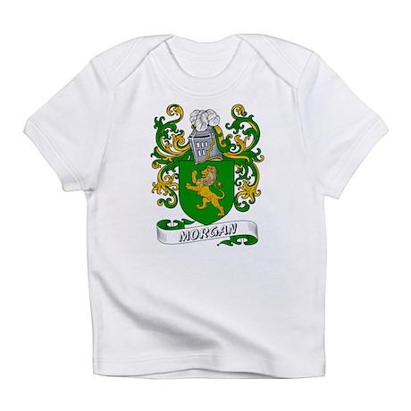 Morgan Coat of Arms Creeper Infant T-Shirt