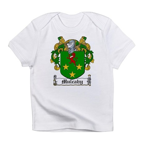 Mulcahy Family Crest Creeper Infant T-Shirt