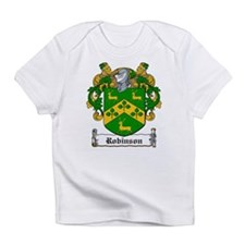 Robinson Family Crest Creeper Infant T-Shirt