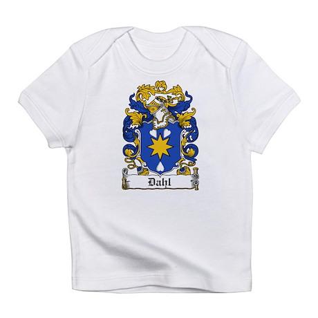 Dahl Coat of Arms Creeper Infant T-Shirt
