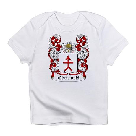 Olszewski Coat of Arms Creeper Infant T-Shirt